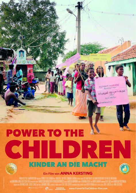 Power to the Children Filmplakat
