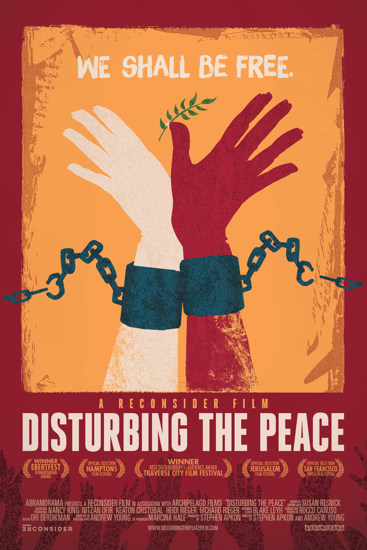 Disturbing the peace - Film