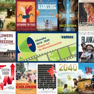 Alternative Filme Klappe auf für Menschenrechte