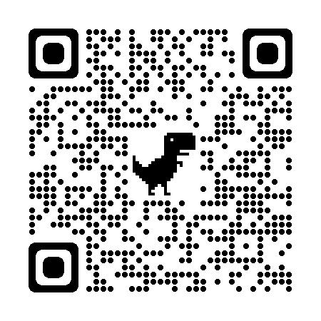 QR Code für Schaufensterkino