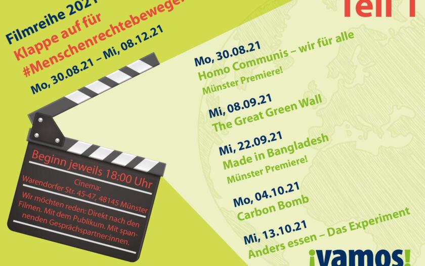 Filmreihe #Menschenrechtebewegen