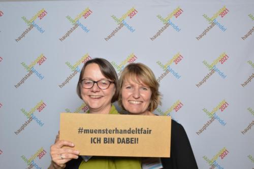 Anne Kosmeier und Susanne Rietkötter